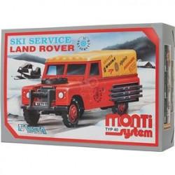 VISTA Monti System Ski Service Land Rover stavebnica