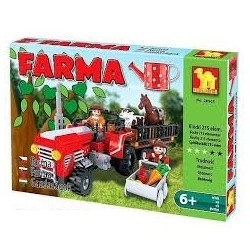 DROMADER 28505 Farma stavebnica 215ks