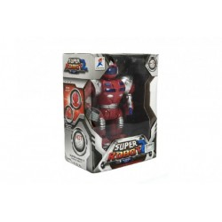 TEDDIES Robot bojovník na batérie 23cm