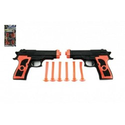 TEDDUES Pištole na prísavky 15cm