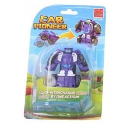 MACHINE BOY Transformer auto/robot 7,5cm