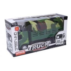 TOYS POWER Vojenské nákladné auto 28cm
