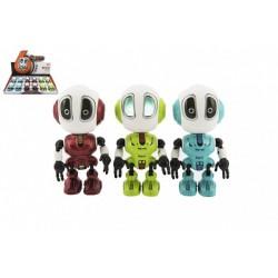 TEDDIES Robot hybajúci sa 12cm