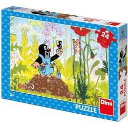 DINO Krtek puzzle 24ks