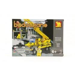 DROMADER 22602 Žeriav detská stavebnica 192ks