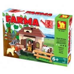 DROMADER 28405 Farma stavebnica 168ks